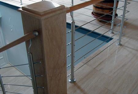 Kül- és beltéri lépcsők